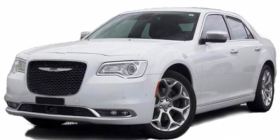 Chrysler 300C - White
