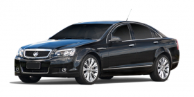 Holden Caprice - Black
