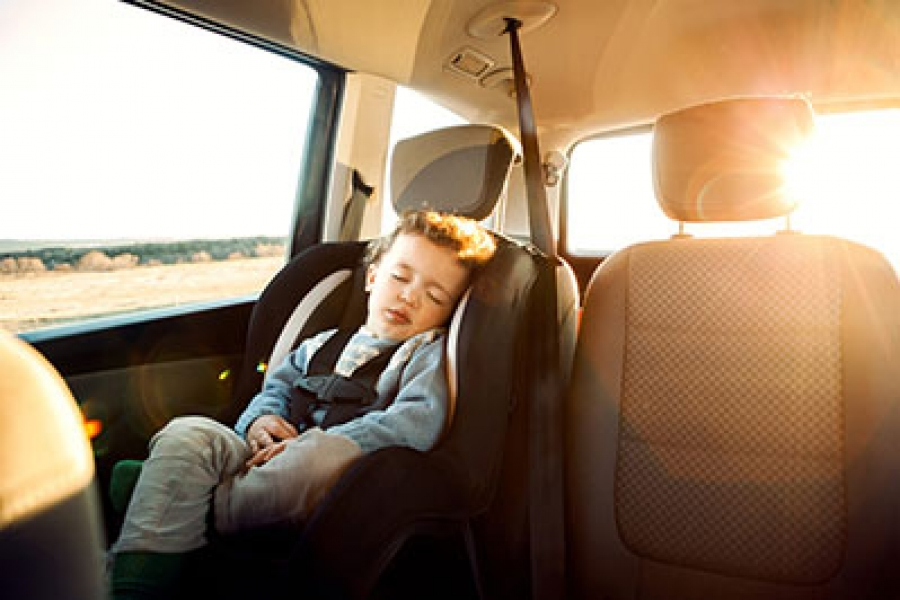 Luxury Hire Cars With Child Restraint Seats