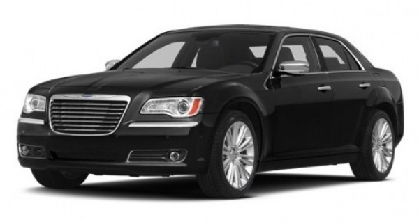 Chrysler 300C - Black